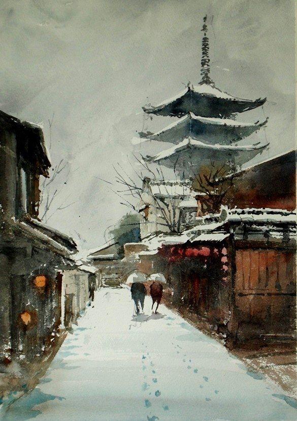 Картинки по запросу Кацуо Касаи (Kazuo Kasai).