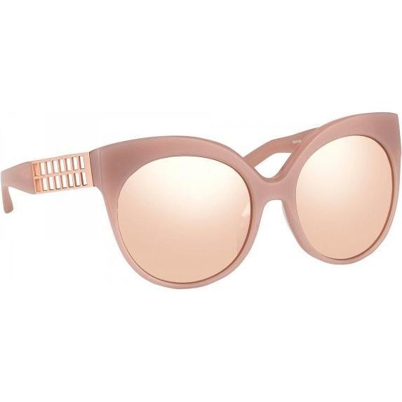 Linda Farrow 388 Rose Sunglasses as seen on Paris Hilton