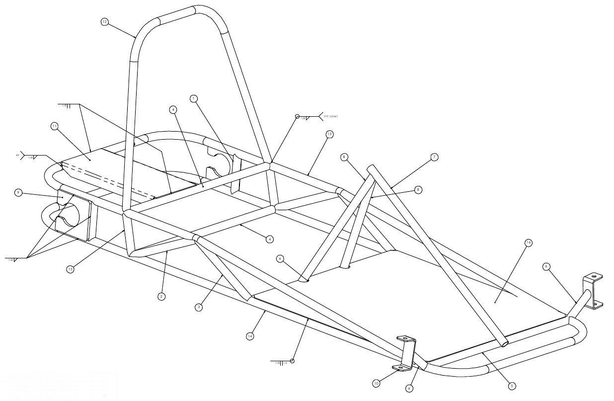 go kart track design construction pdf