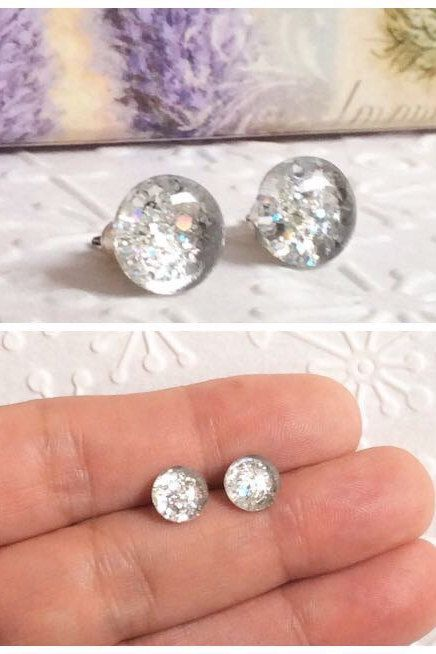 Hey, I found this really awesome Etsy listing at https://www.etsy.com/au/listing/247293730/mini-holographic-silver-round-glitter