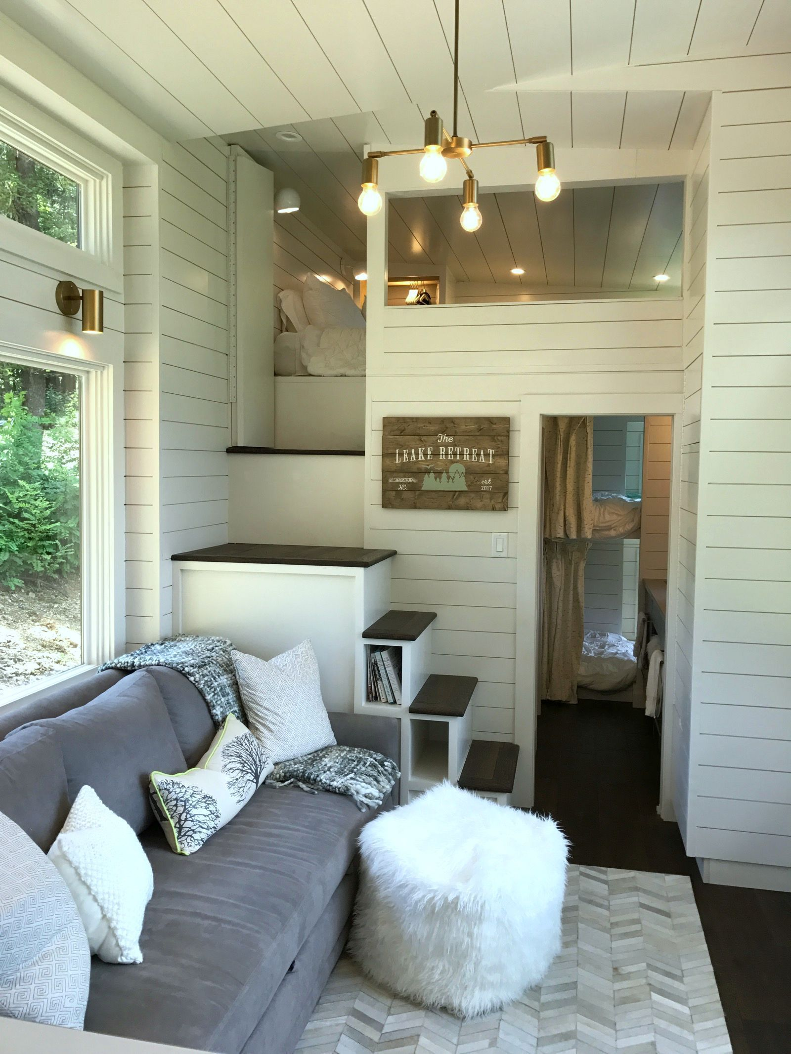Breathtaking 25 Impressive Tiny Houses That Maximize Function And Style Https Www Decoratop Co 2017 1 Tiny House Decor Tiny House Interior Tiny House Kitchen