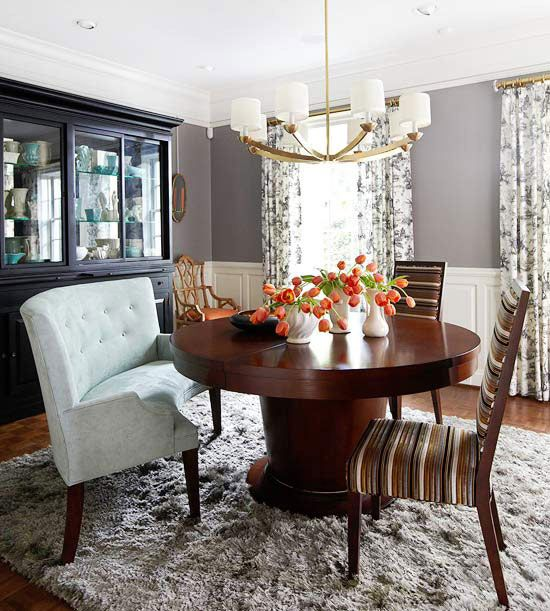 No Fail Tricks For Arranging Furniture Traditional Dining Rooms