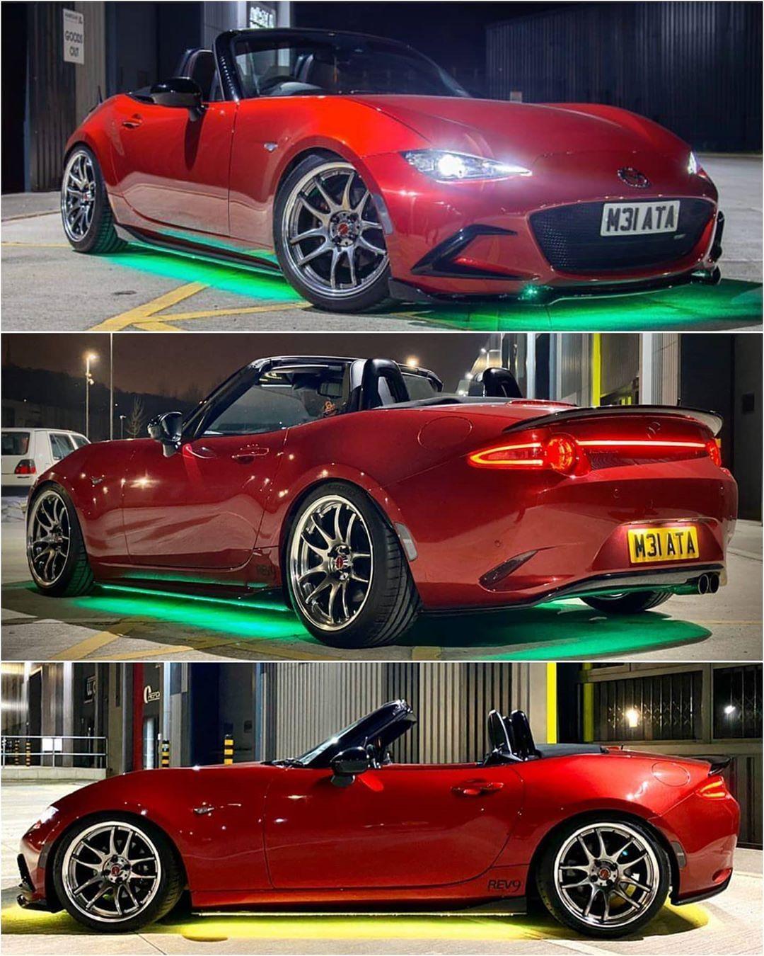 Idea by 16galistan . on Mx5 ND in 2020 Mazda miata
