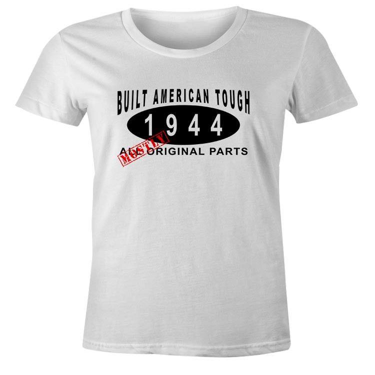 Womens 72nd Birthday T-Shirt