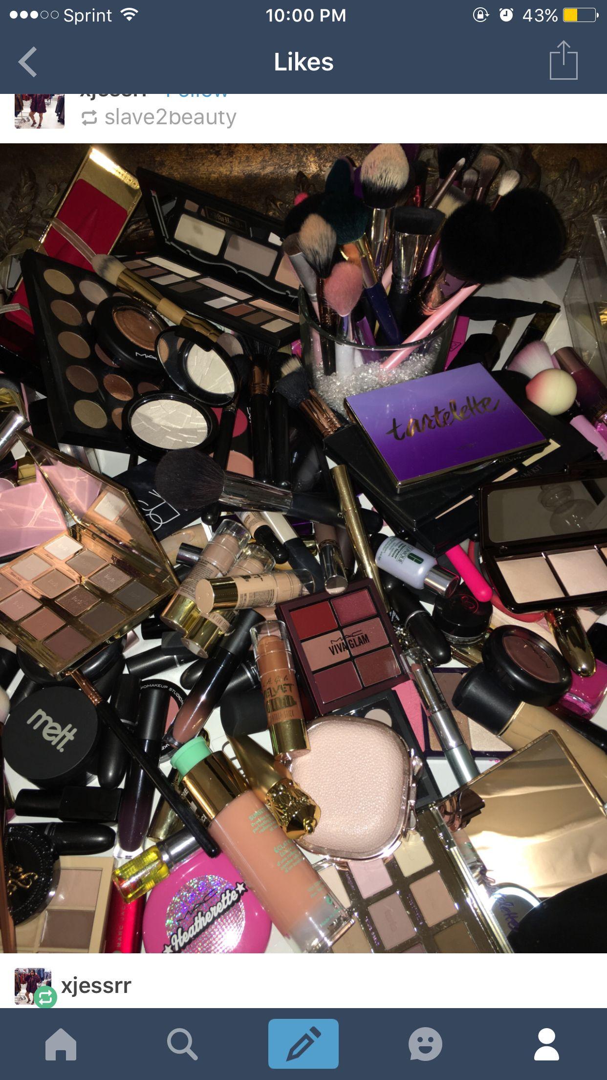 Makeup goals Makeup organization, Airbrush makeup, Makeup