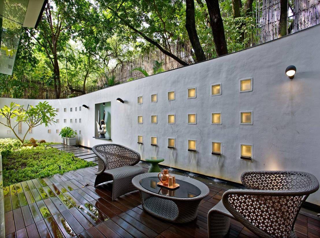 Wunderbar Homify Garten Galerie Von 5 Casas Hermosas Con Patios Espectaculares