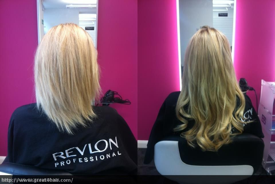 Simply Great Hair With G4h Hair Extensions Great Change With G4h