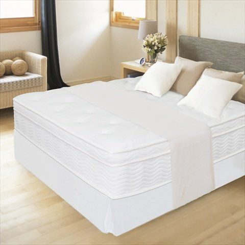 Orthotherapy 12 Inch Euro Box Top Spring Mattress King