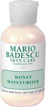 Honey Moisturizer   Skin Care Products and Reviews   Moisturizers - Mario Badescu Skin Care  #MBWinner