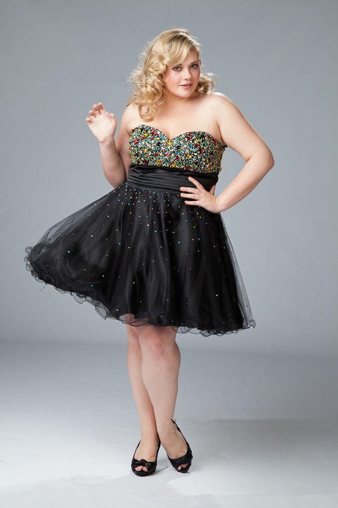 Prom dress for short and fat girl   Wedding dress   Pinterest ...