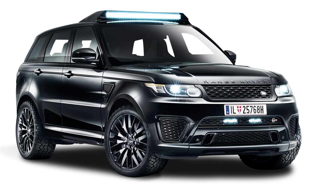 Land Rover Range Rover Sport PNG Image PurePNG Free