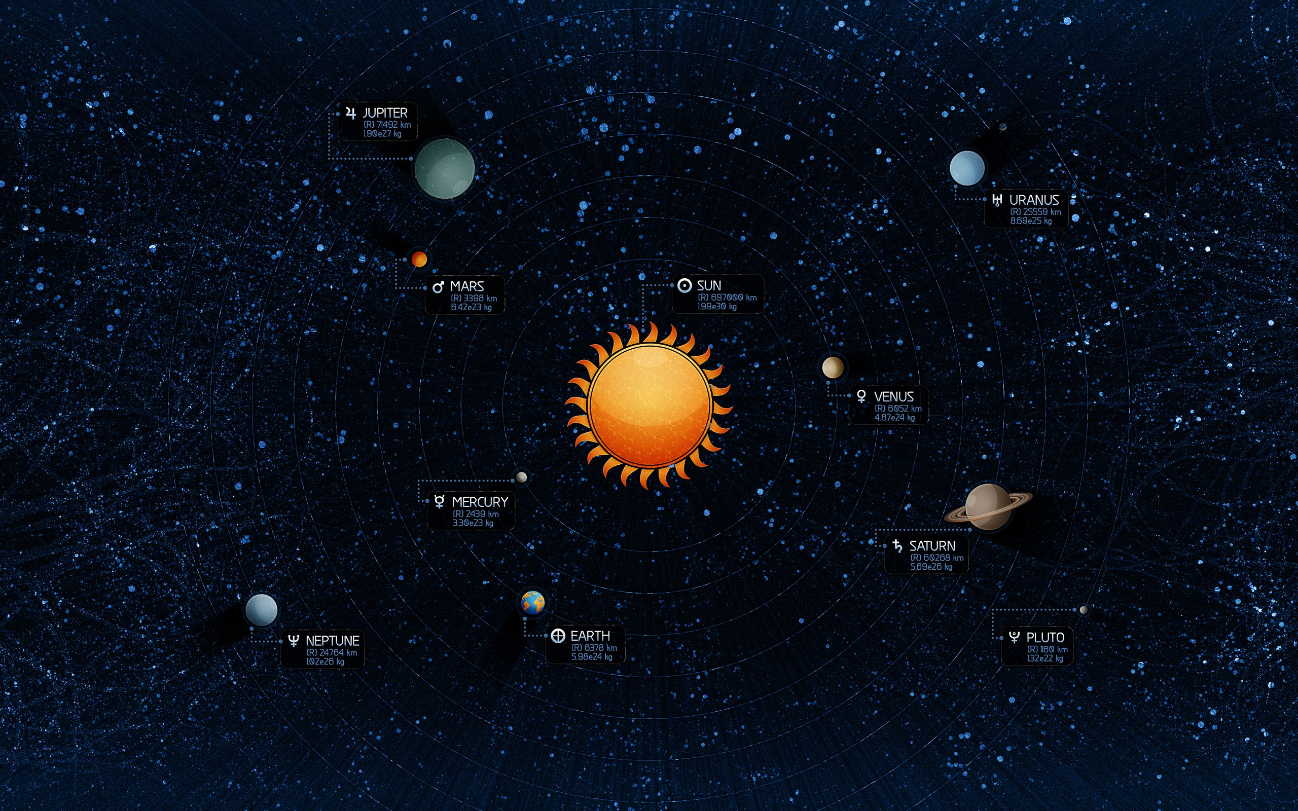 desktop solar system model - photo #36