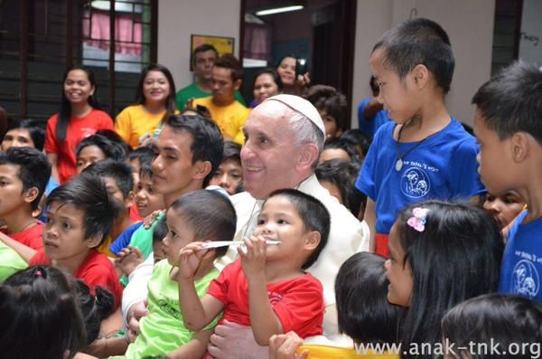 There are so many reasons why we love him. #PopeFrancis LOVE is what it is all about! Site-Wide Activity | Awestruck.tv