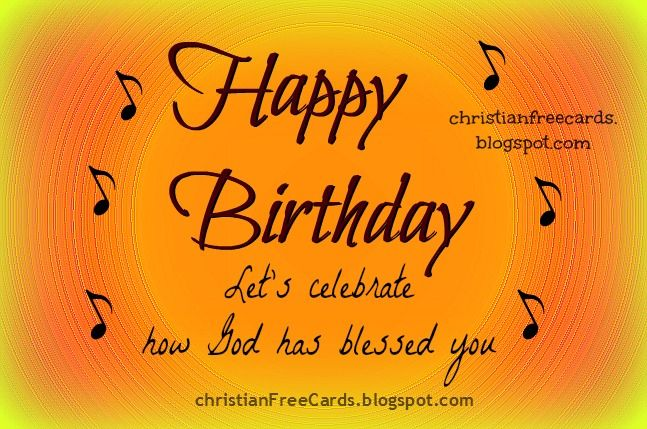 Happy Birthday Religious Quotes QuotesGram