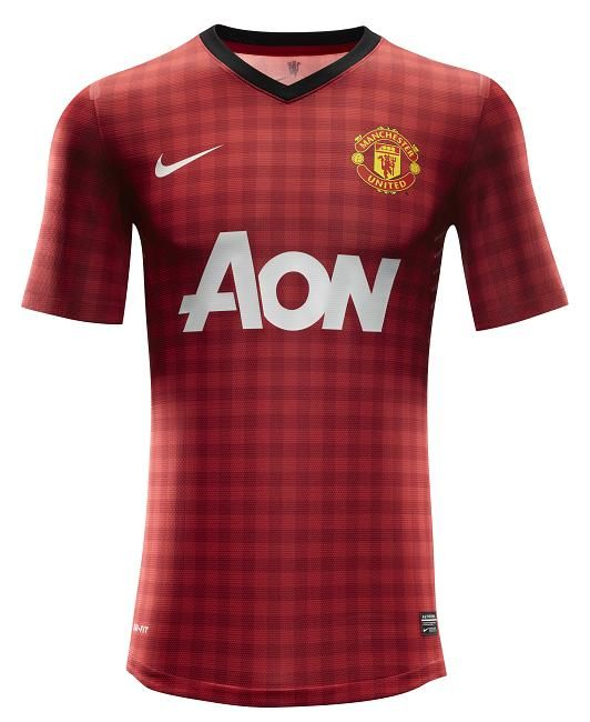 923f3aef3ee Manchester United Kit for the 2012 2013 Season