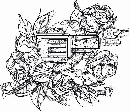 Photo of Coloring for Tattoo