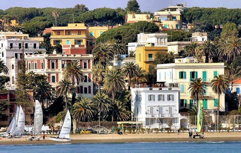 Anzio Italy Anzio House Styles