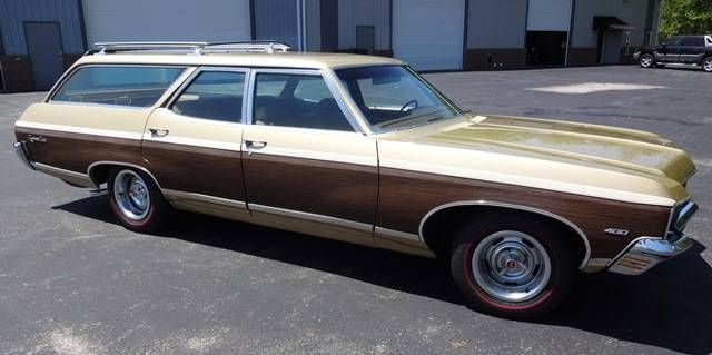 Hemmings Find Of The Day 1970 Chevrolet Kingswood Car