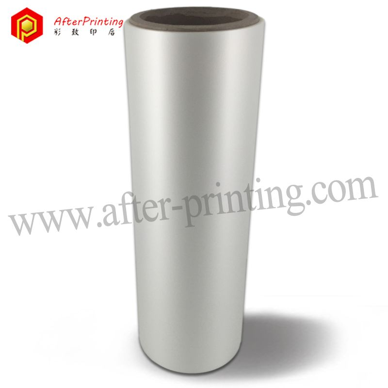 1 Inch Core 12 Mic Plastic Bopp Film China Supplier Post Press Finishing Supplies Afterprinting Film China It Is Finished Film