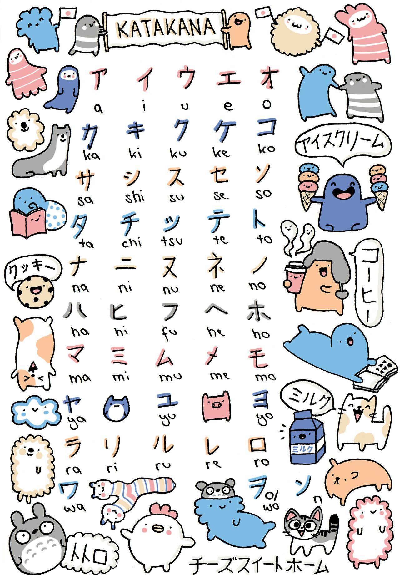 Doodles  Language    Kawaii Shop Kawaii And