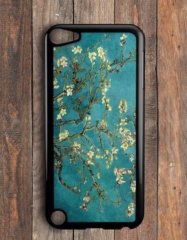 Van Gogh Flower Floral iPod Touch 5 Case