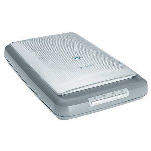 HP ScanJet 3970 Digital Flatbed Scanner - Only $24 95 Great for
