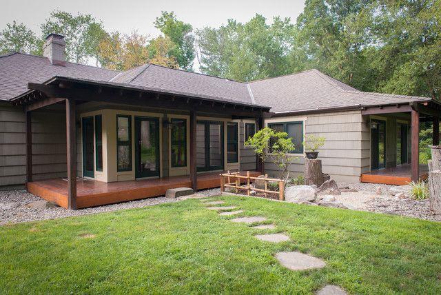 1 Exterior House Styles Japanese Style House Modern House Exterior