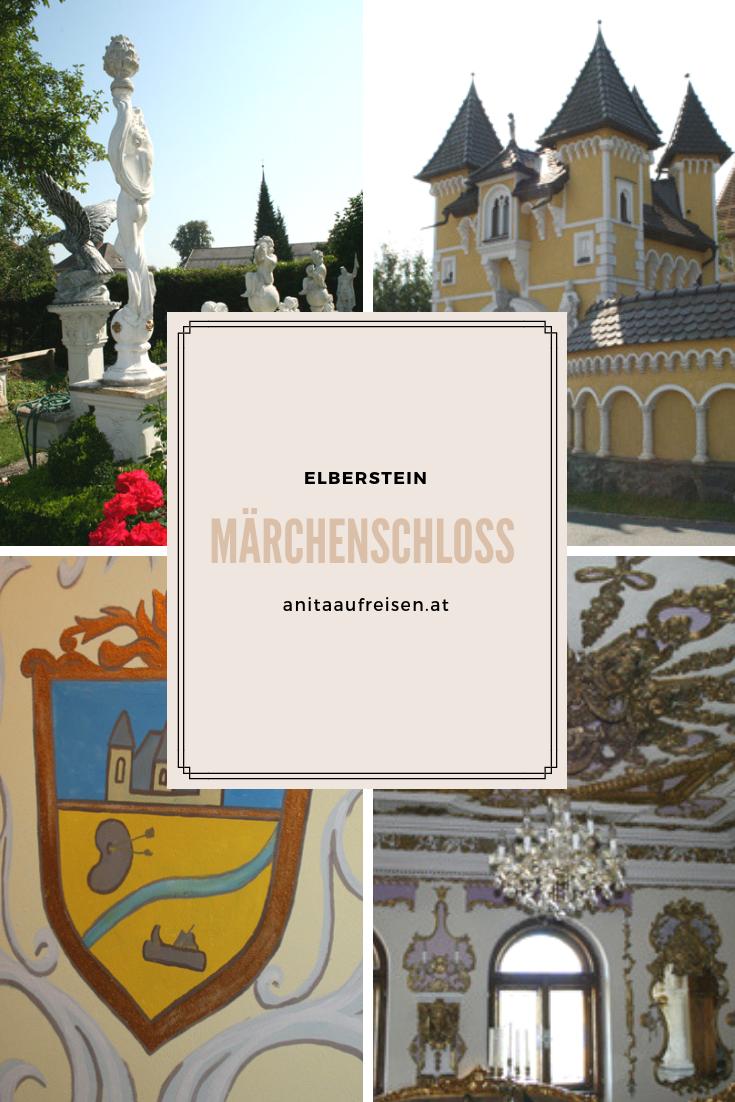 Elberstein Ein Märchenschloss selbst gebaut (mit Bildern