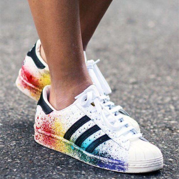 adidas superstar colors tumblr