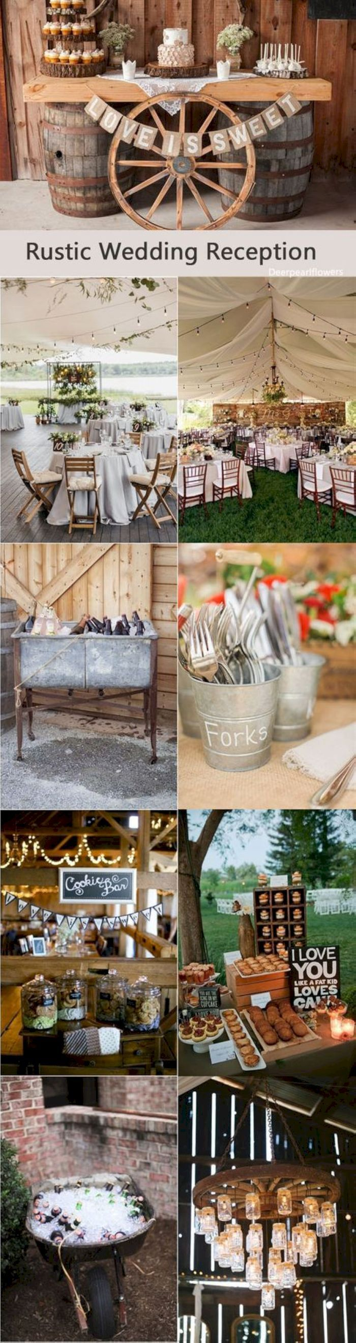 Elegant Outdoor Wedding Decor Ideas On A Budget 68