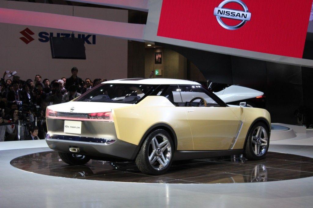Nissan Reveals Retro IDx Freeflow And NISMO Concepts