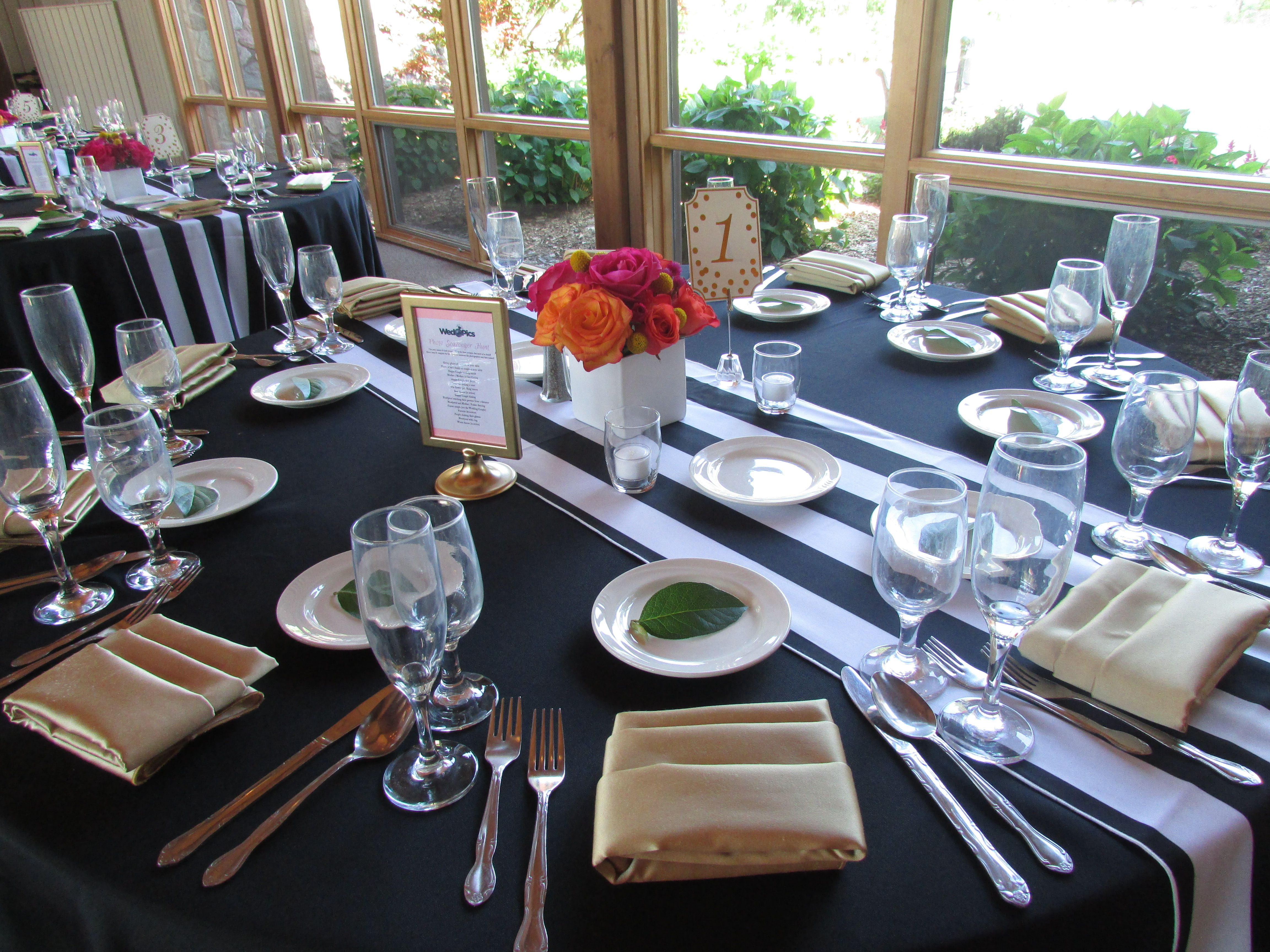 Pin by Oak Brook Bath & Tennis Club on Décor and Table