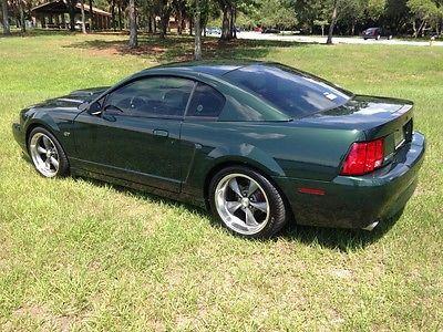 eBay: Ford: Mustang GT Bullitt Coupe 2-Door 2001 ford mustang gt bullitt coupe 2 door 4.6 l #ford #mustang usdeals.rssdata.net
