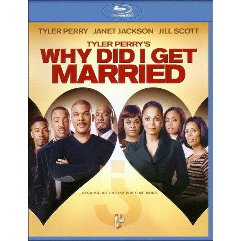 Tyler Perry's Why Did I Get Married (Blu-ray) (Widescreen)