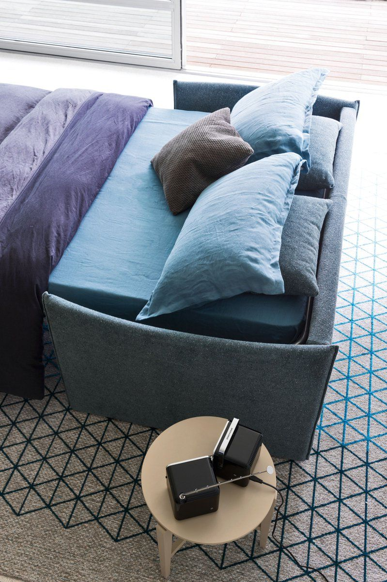 Calligaris | Urban Sofa Bed | Different fabrics and leathers ...
