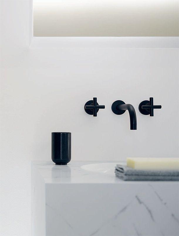 Black taps