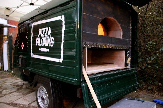 piaggio ape street food by tukshop via flickr cafe. Black Bedroom Furniture Sets. Home Design Ideas