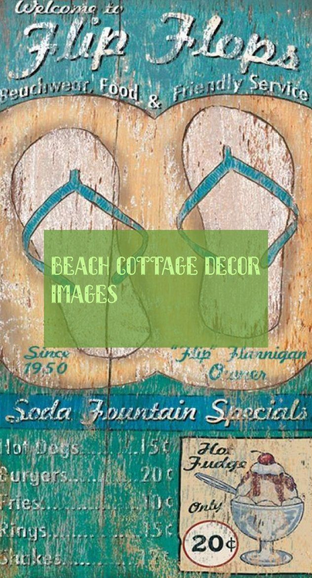 beach cottage decor images