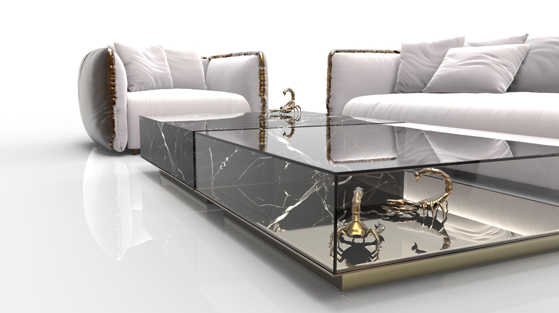 Metamorphosis Center Table Boca Do Lobo Design De Mobiliario Boca