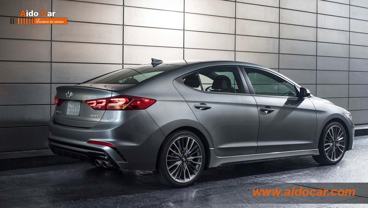 La nouvelle Hyundai Elantra 2017 est désormais disponible