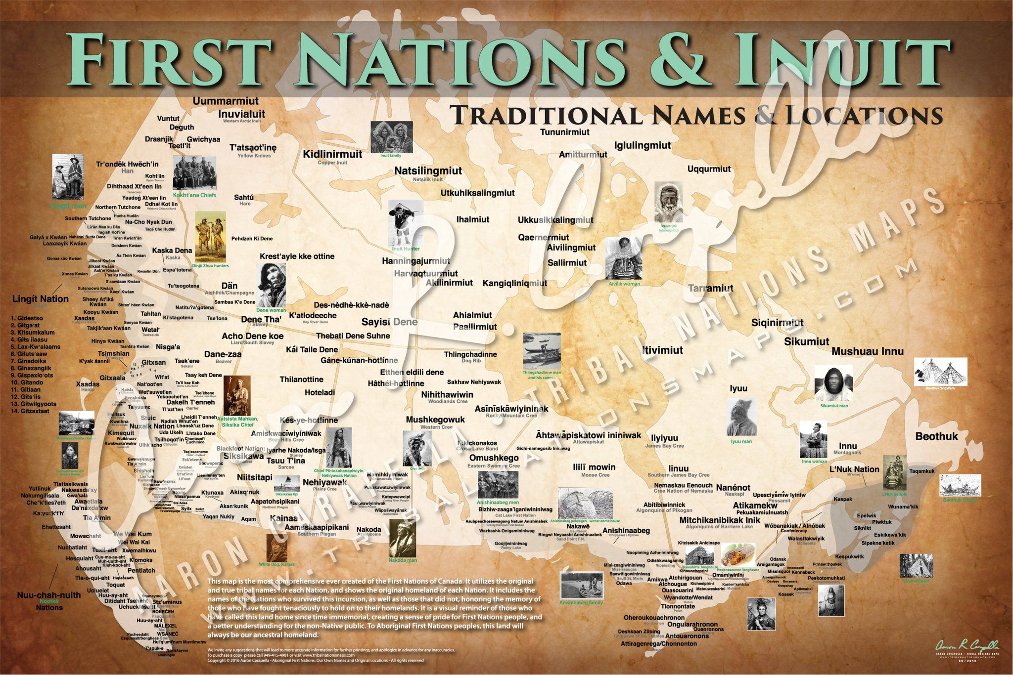 Indian Tribes In Canada Map Pin on Maps
