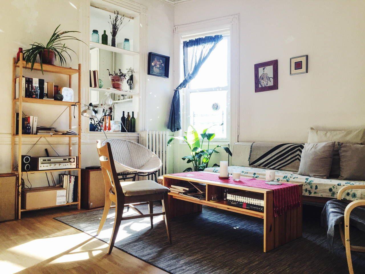 Sunny Private Room In Williamsburg