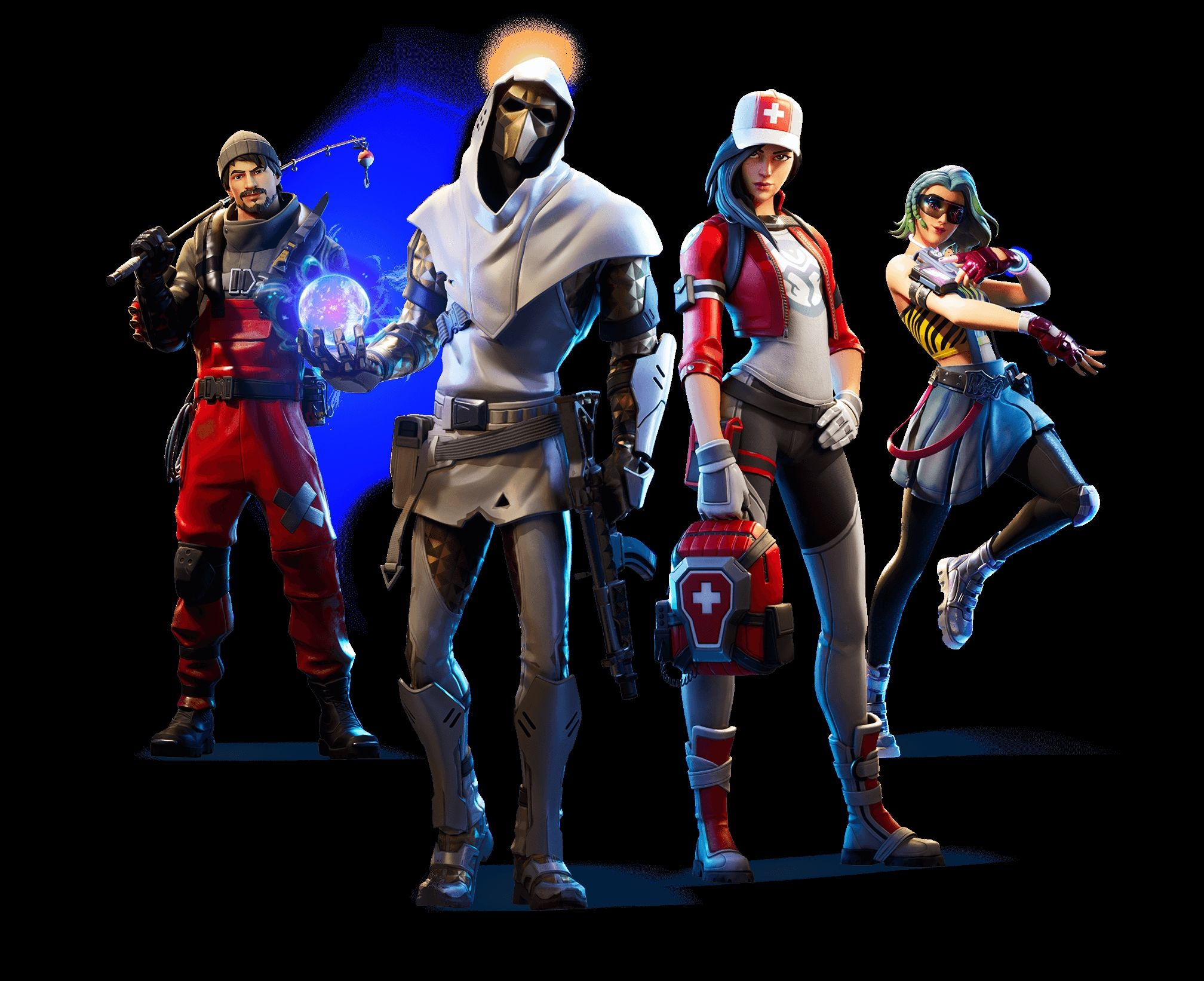 Skin Bleuvage Fortnite Saison 1 Chapitre 2 Fortnite Chapter 2 Season 1 Di 2020