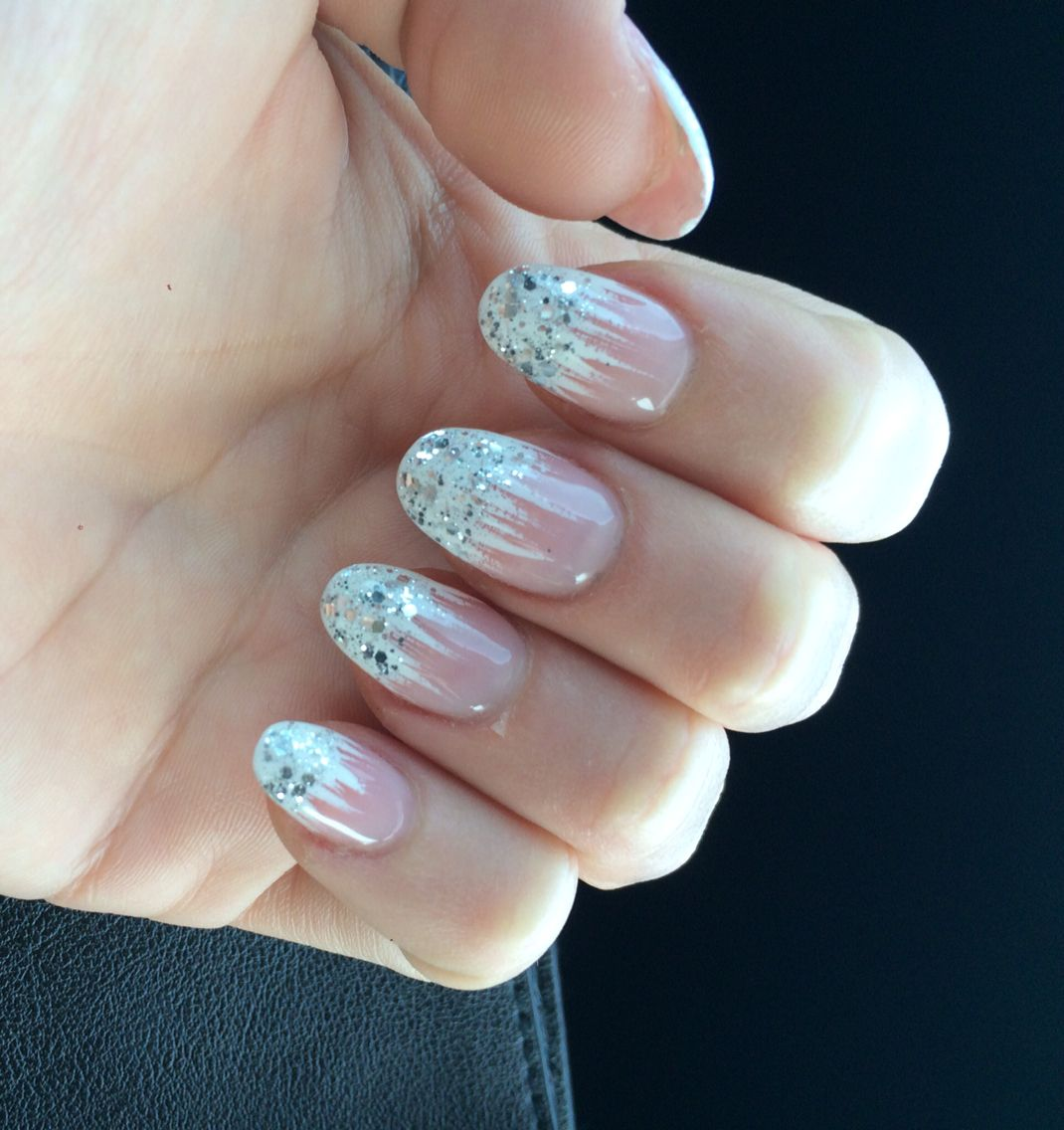 French acrylic nail design, french manicure, acrylic nail design ...