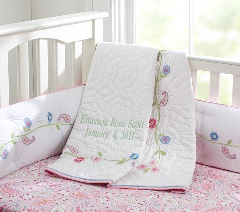 New Nursery bedding