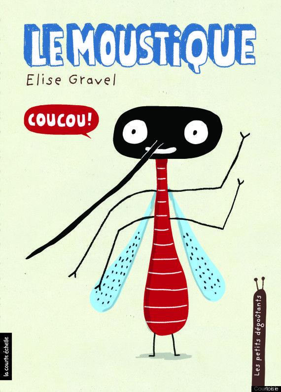 Moustique Mosquito Elise Books