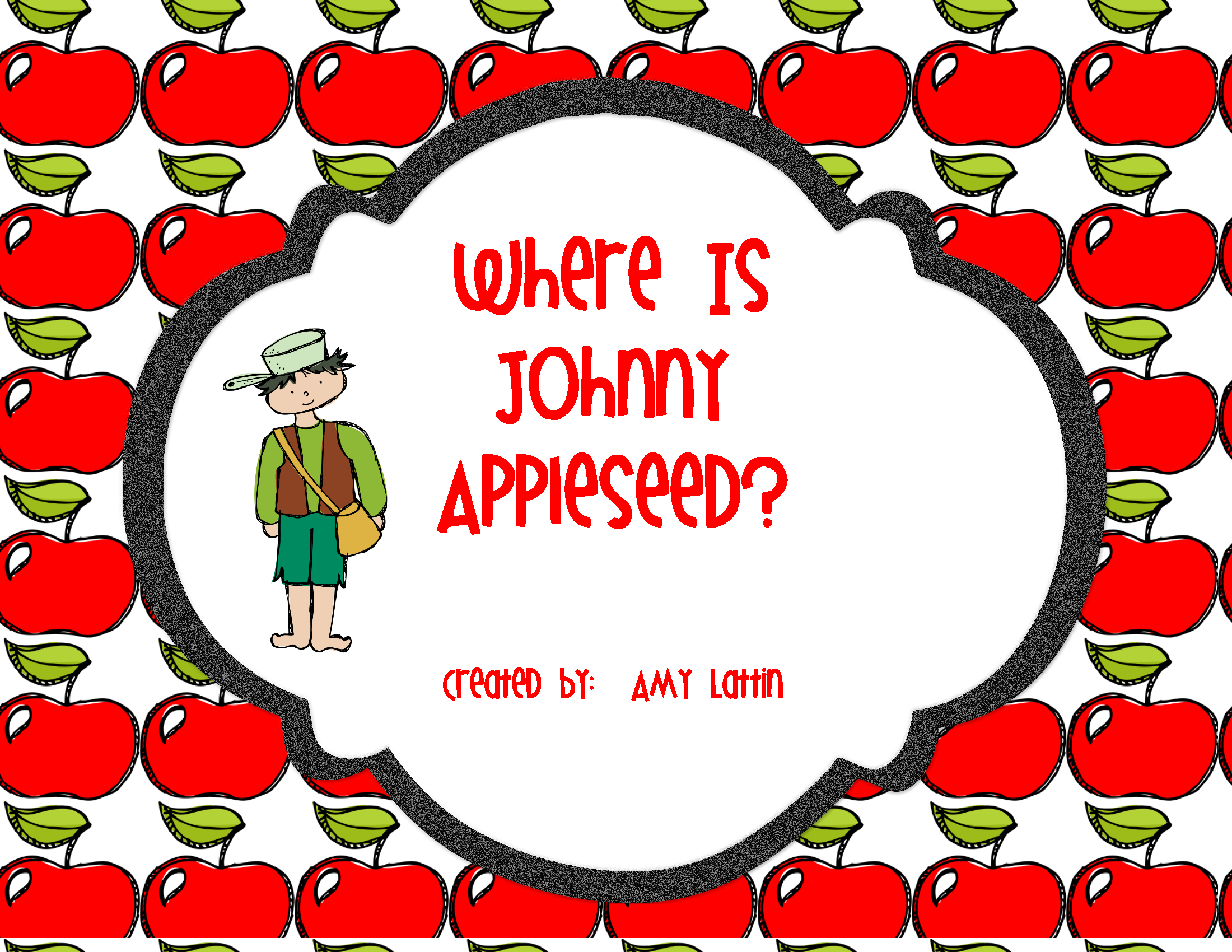 Where Is Johnny Appleseed