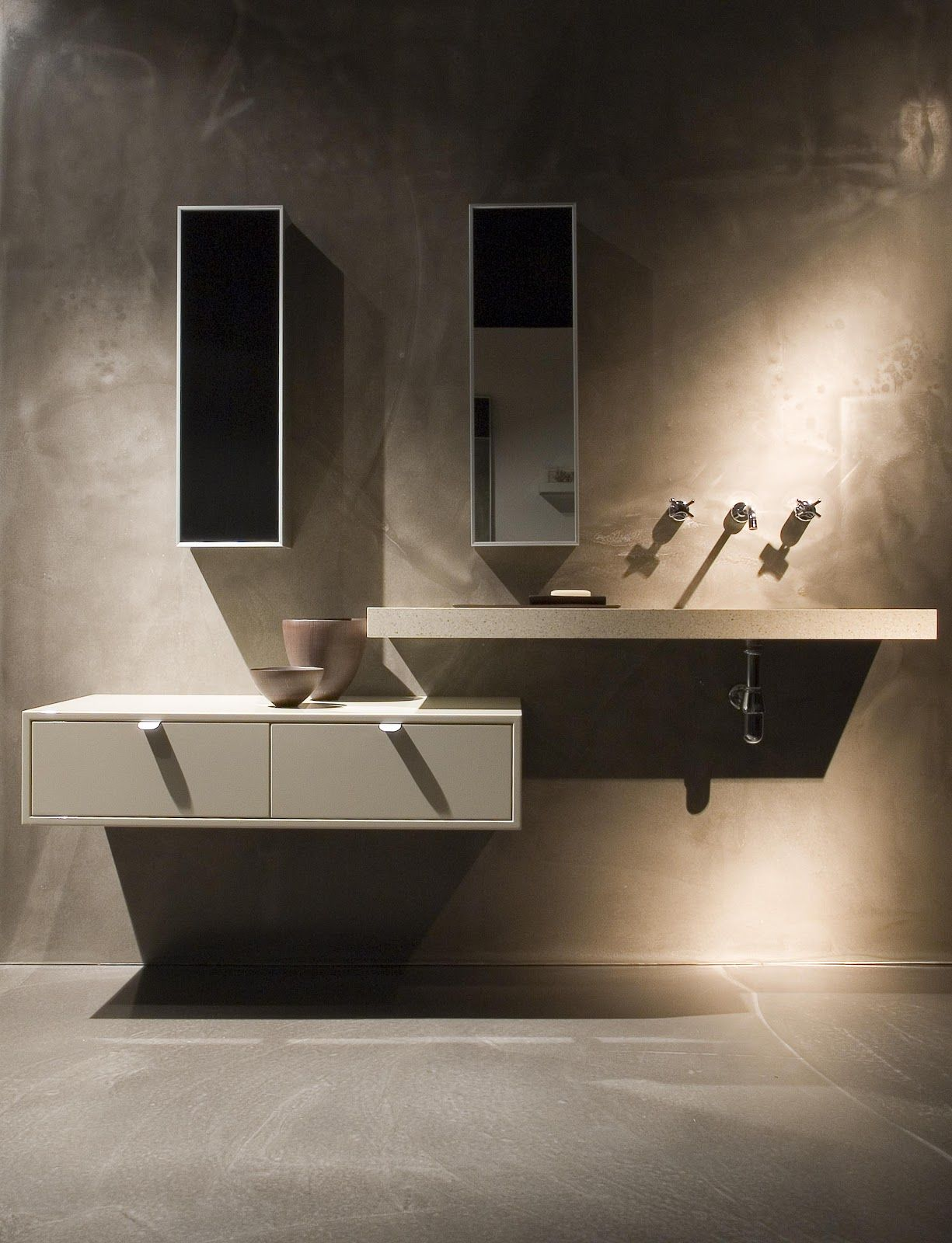 Marvelous Minosa Design: Scoop®ED Washbasin By Minosa™ Luxury Modern Bathroom Vanity  Future Basement Bathroom?