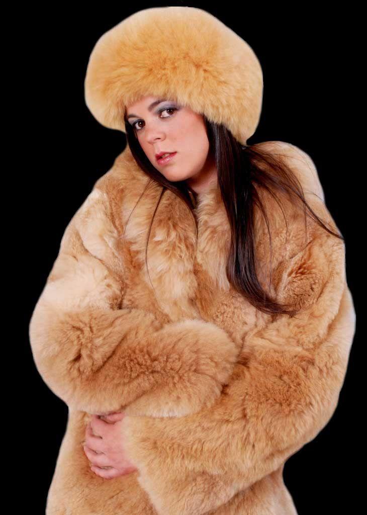 Images of Women Fur Coats - Reikian