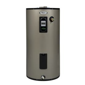Whirlpool Energy Smart 40 Gallon 12 Year Electric Water Heater Electric Water Heater Water Heater Repair Water Heater Installation